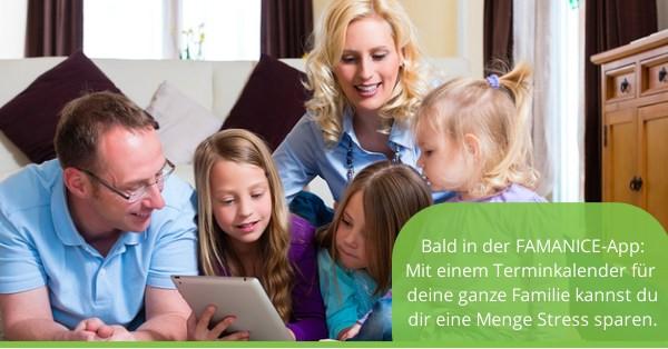 Familienkalender App