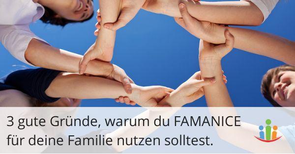 Gründe für Familien APp