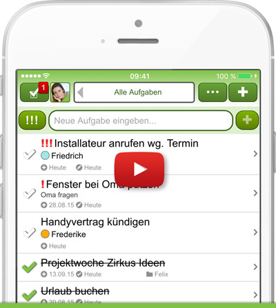 To do App iPhone